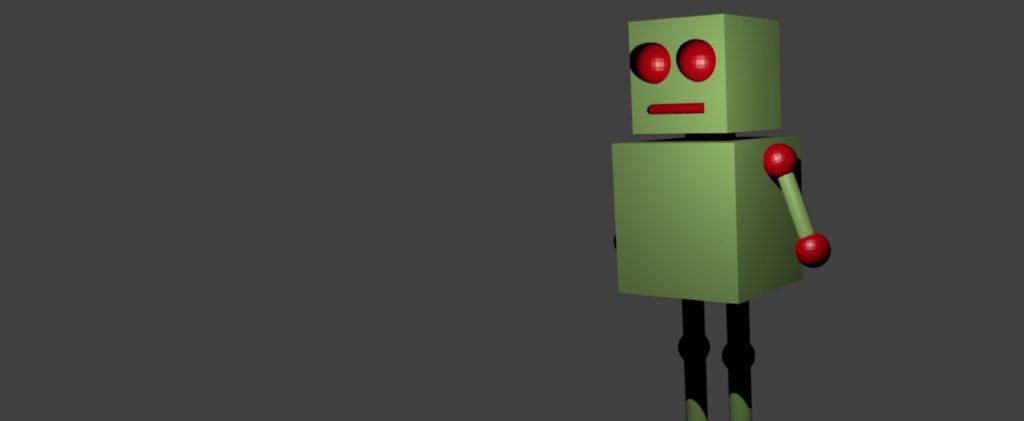 ロボットのモデリング